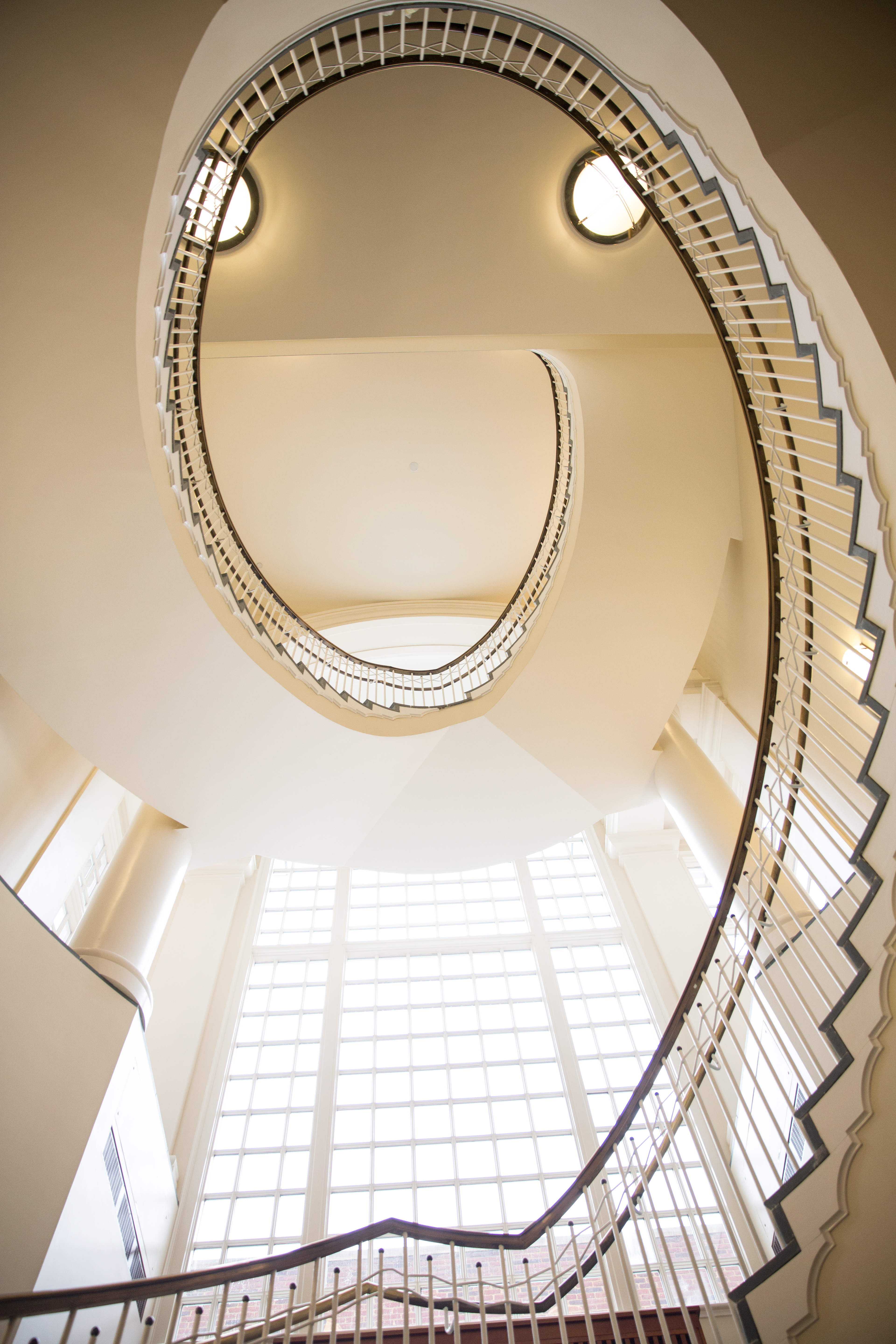 Special Collections Staircase